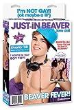 Just-In-Beaver Puppe, 1er Pack (1 X 1 Stück)