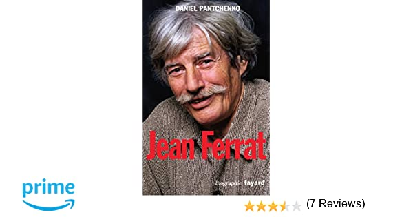 Jean ferrat amazon daniel pantchenko livres