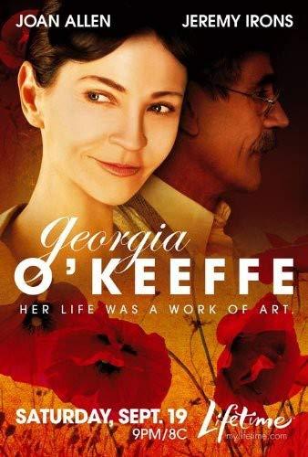 Georgia O'Keeffe [DVD] (2010) Joan Allen; Jeremy Irons; Bob Balaban (japan import)