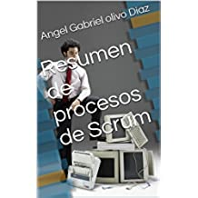 Resumen de procesos de Scrum