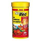 JBL NovoRed 30220 Alleinfutter für Goldfische, Flocken 1 l