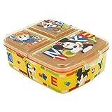 Stor SANDWICHERA Multiple Mickey Mouse - Disney - Watercolors