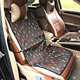 PassionIn Dog Seat Cover with Hammock for Cars,Full Protector for Your Pet Rear