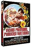 Viicios Privados, Públicas Virtudes 1976 DVD Vizi privati, pubbliche virtù
