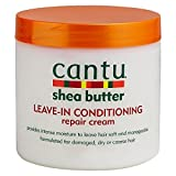 Best Leave In Conditioner For Natural Hairs - Cantu Shea Butter Leave-in Conditioning Repair Cream Review
