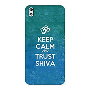 Special Trust Shiva Back Case Cover for HTC Desire 816s