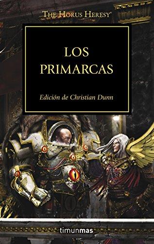 Los primarcas nº 20 (Warhammer 40.000) por Varios autores