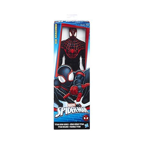 Marvel Spiderman Kid Arachnic Titan Hero (Hasbro C0021) 3