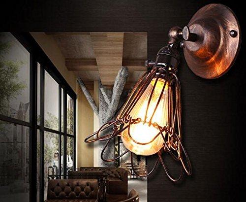 Mmgg metallo edison vintage stile apertura e chiusura industriale