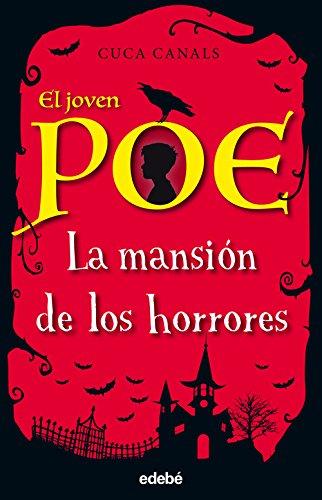 El joven Poe: La mansión de los horrores, n.º 3 por Cuca Canals