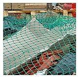 Xia Yuuu Net Farbe Sicherheitsnetz Anhängernetz, Frachtnetz, Kindertreppensicherheitsnetz, Zaun-Auffangnetz, Schwimmbecken-Armlehnenschutznetz Katzennetz Nylon-Seilschutznetz, 2x3m Kind Kletternetz