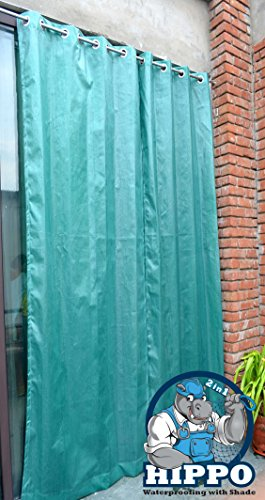 check MRP of waterproof curtains for balcony HIPPO