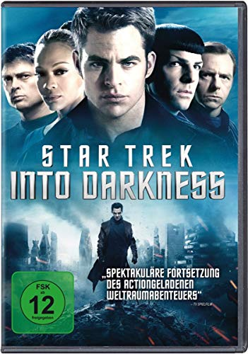 Star Trek Into Darkness (Trek Star Dvd-filme,)
