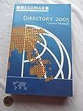 Esomar Directory 2005 Members