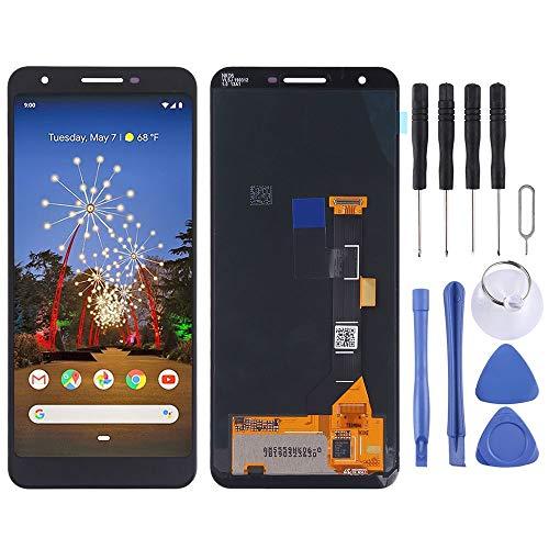 Für Google Pixel 3a Display Full OLED LCD Einheit Touch ohne Rahmen Ersatzteil Reparatur Schwarz Neu -
