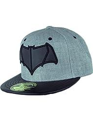 Batman Cap Batman vs. Superman Logo Dawn Of Justice Baseball Snapback Cap Mütze Schirmmütze DC Comics