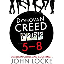 Donovan Creed Foursome  5-8: Donovan Creed Books 5 to 8