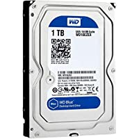 WD HDD 3.5 inch, 1TB for Desktop - Blue
