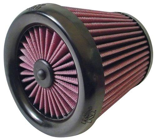 K & N RX-3810X D Universal X-Stream Clamp On Air Filter 2-7/16flg, 4-1/2B, 15,2cm T, 6-1/8H Extreme Duty (Universal Air Filter) 6.125