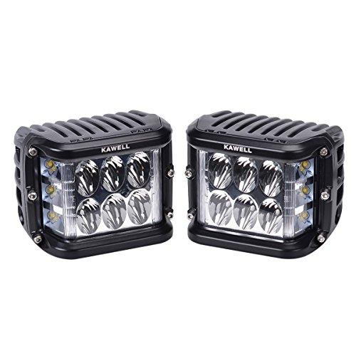 oter Led Cube 45W führte Arbeitslicht Off Road Led Nebel Arbeitslampe Bright für SUV Truck Car und mehr ()