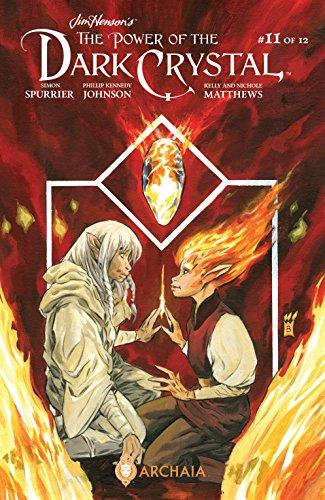 Jim Henson's The Power of the Dark Crystal #11 (of 12) (English Edition) (Kelly Henson)