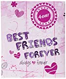 Pagna 20143 Best Friends Forever Livre d'Autographe – 128 Pages