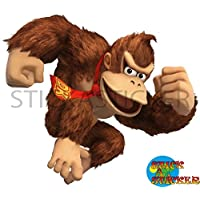 Sticker enfant Donkey Kong 30x27cm