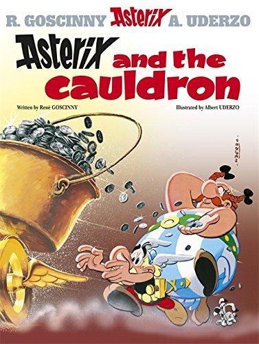 Asterix and the Cauldron: Album 13 por René Goscinny