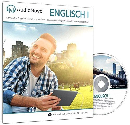 AudioNovo Englisch I - schnell und einfach Englisch lernen für Anfänger (Audio Sprachkurs)