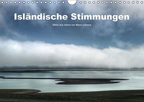 Preisvergleich Produktbild Isländische Stimmungen (Wandkalender 2017 DIN A4 quer): Bilder aus Island von Marco Asbach (Monatskalender, 14 Seiten ) (CALVENDO Natur)