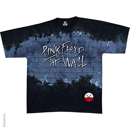 Pink Floyd - Top nero-blu