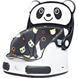 R For Rabbit Candy Crush Booster Seat - Super Cute Booster Chair For Babies (Black White)