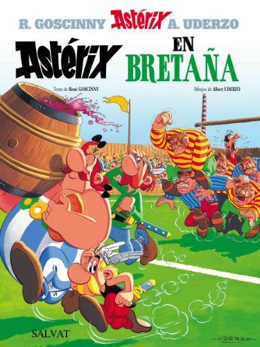 Astérix en Bretaña (Castellano - A Partir De 10 Años - Astérix - La Gran Colección)