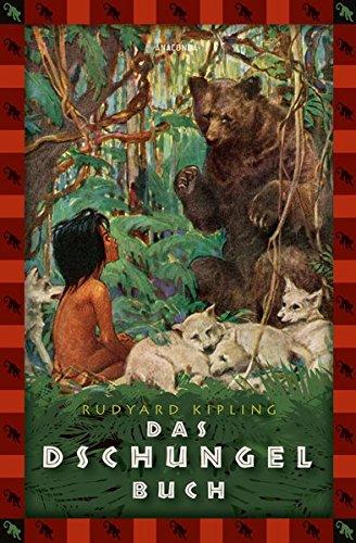 Das Dschungelbuch (Anaconda Kinderbuchklassiker)