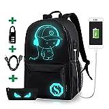 Sac à dos pour enfants, sac imperméable fluorescent, étudiants hommes et femmes, sac de voyage pour ordinateur portable, sac à dos, sac universitaire, sac étudiant