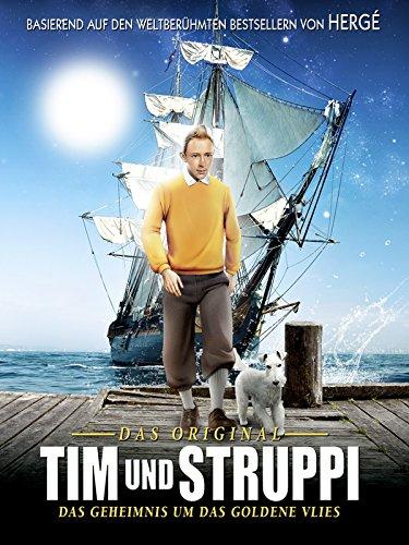 Tim und Struppi und das Geheimnis um das goldene Vlies [dt./OV]