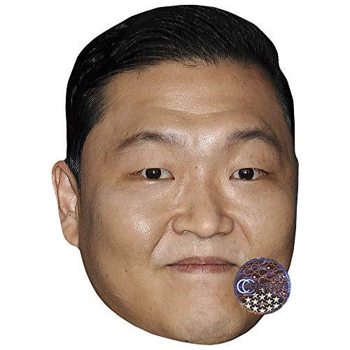 Celebrity Cutouts PSY (Smile) Big Head.