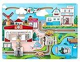 A-Flower Sensory Board Unlocking Toys Montessori-Spielzeug für die Entwicklung grundlegender Fähigkeiten von Kindern