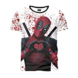 Noorhero T-Shirt Uomo - Deadpool Love