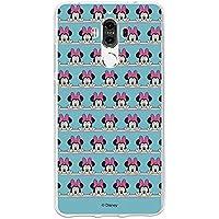 La Casa de Las Carcasas Carcasa Oficial Disney Minnie, Sweet Blue Huawei Mate 9