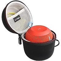 LTGEM Case pour Ultimate Ears UE WONDERBOOM Enceinte Bluetooth Waterproof EVA voyage Étui Housse de protection Sac