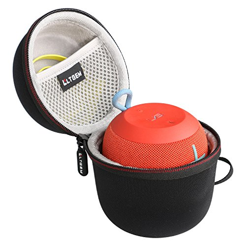 LTGEM Case Étui pour Ultimate Ears WONDERBOOM / WONDERBOOM 2 Enceinte Bluetooth Waterproof EVA voyage Housse de protection Sac
