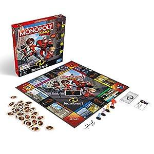 Monopoly E1781 – Juego de Mesa para niños