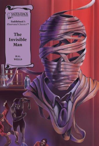 The Invisible Man Saddleback's Illustrated Classics