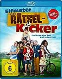 Elfmeter für die Rätsel-Kicker [Blu-ray]