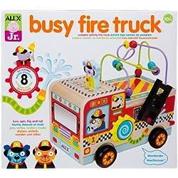 Alex Toys Alex Jr. - 1997f - En las actividades de la Ilustración Centro de Madera - Mi Camión bombero