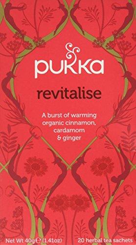 Pukka Revitalise Kapha-Tee, 20 Beutel