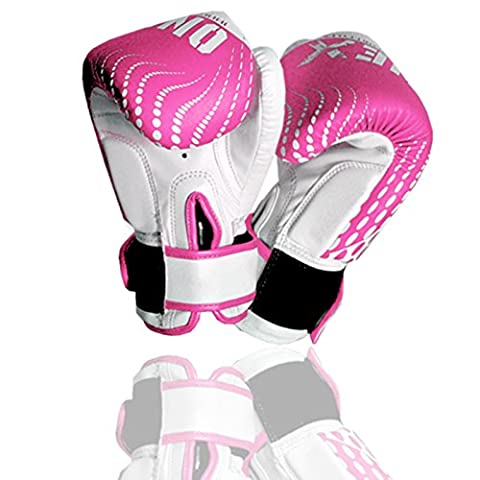New Amazing Rex Leather 4oz Junior Boxing Gloves MMA fighting