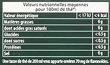 Lipton Thé Vert Classique Label Rainforest Alliance 100 Sachets (Lot de 2x50 Sachets)