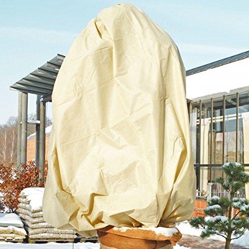 Videx Mega Vlieshaube 140g EXTREME, beige, H: 180 cm x B: 120 cm